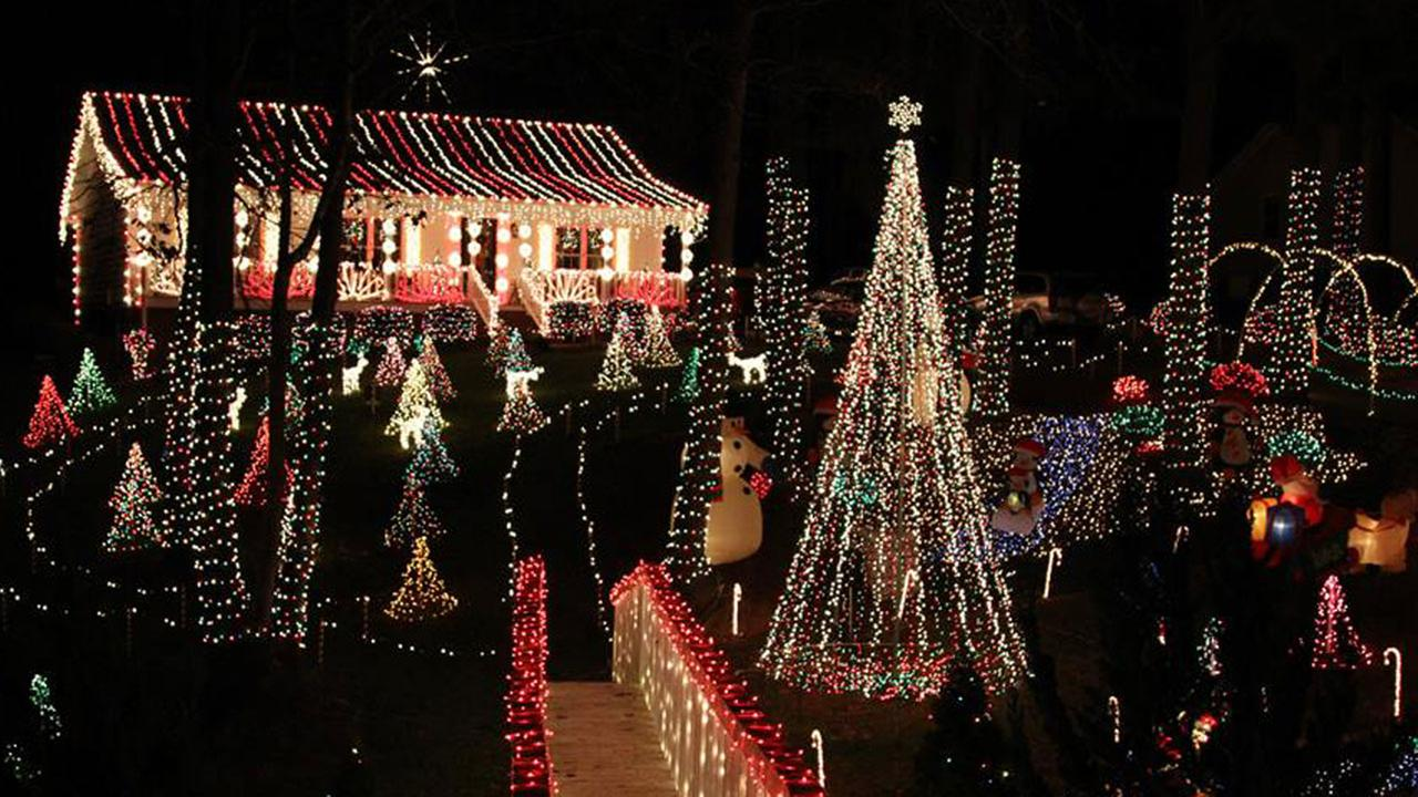 Christmas Light Shows In Nc
