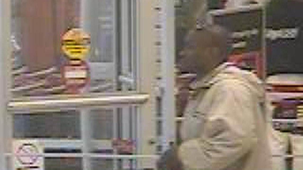 Suspect in Goldsboro