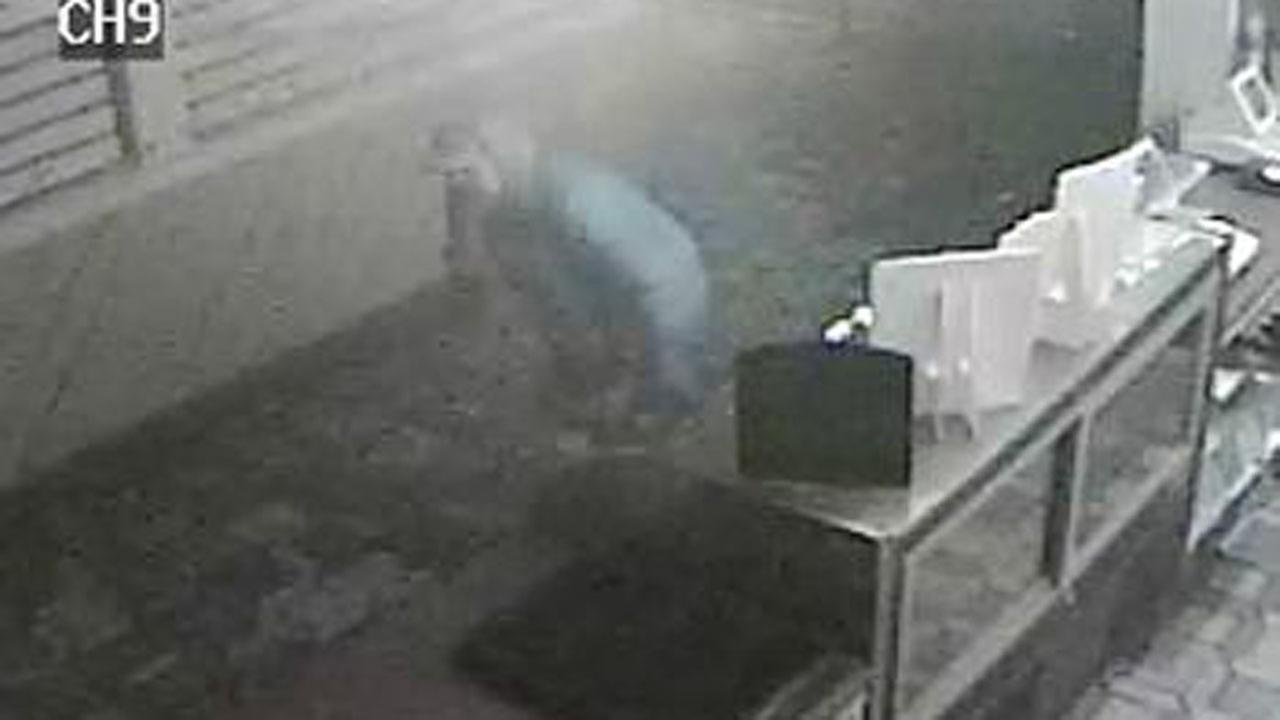Surveillance image from Fayetteville police
