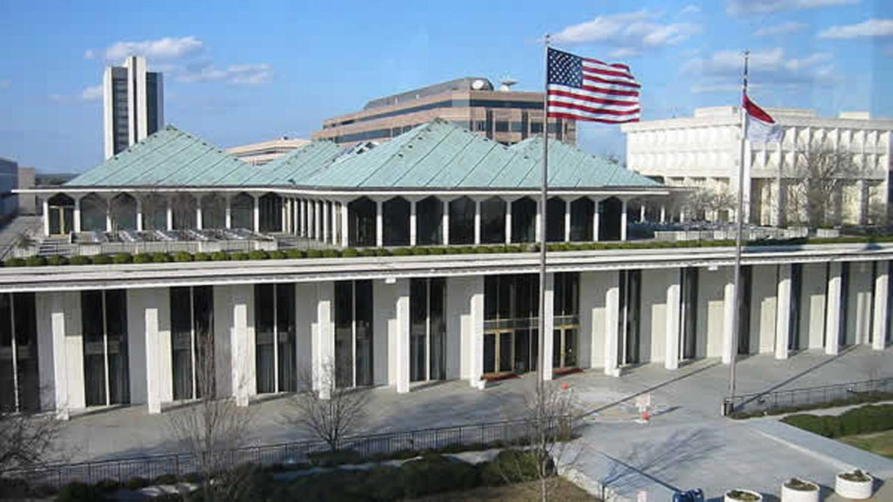 North Carolina Legislative Building in Raleigh