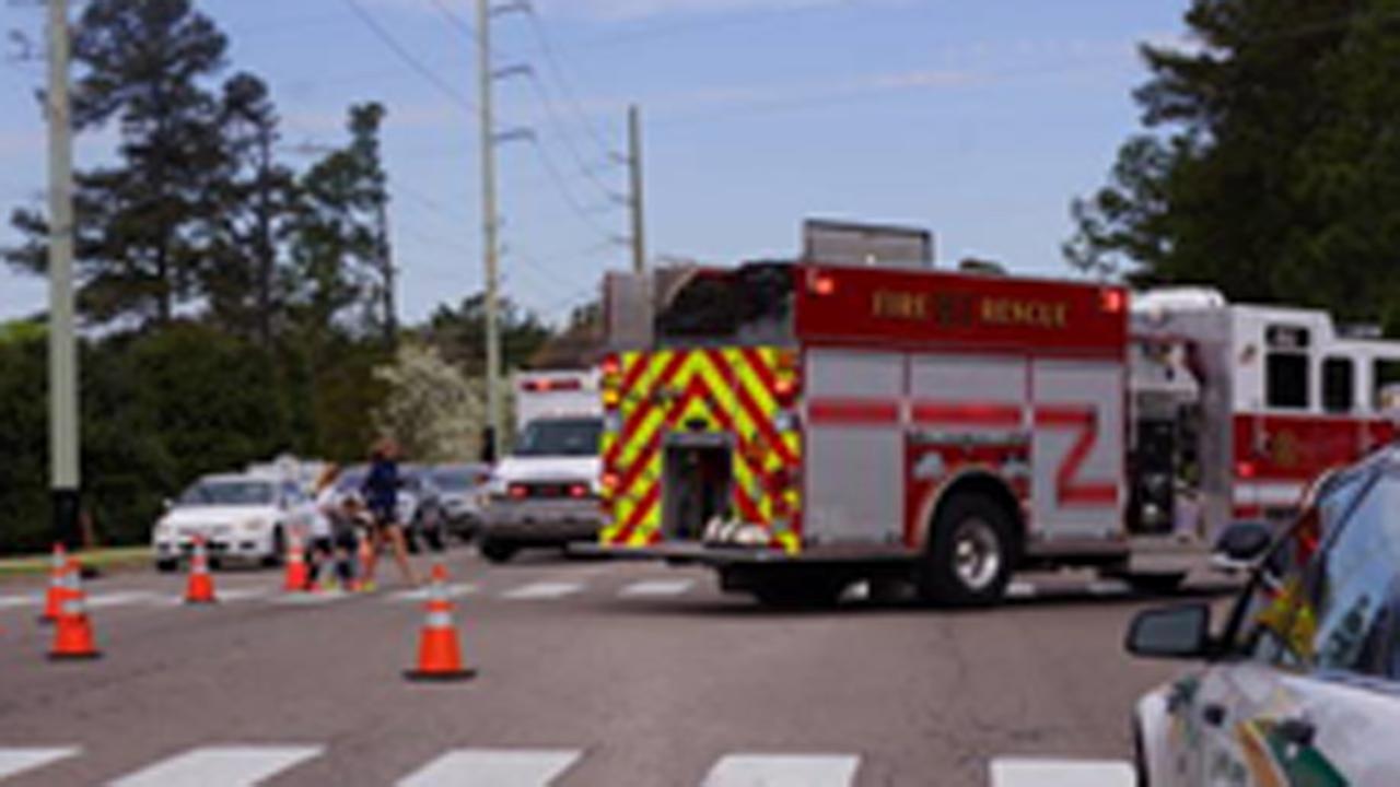 Pedestrians struck on Morganton Road in Southern Pines