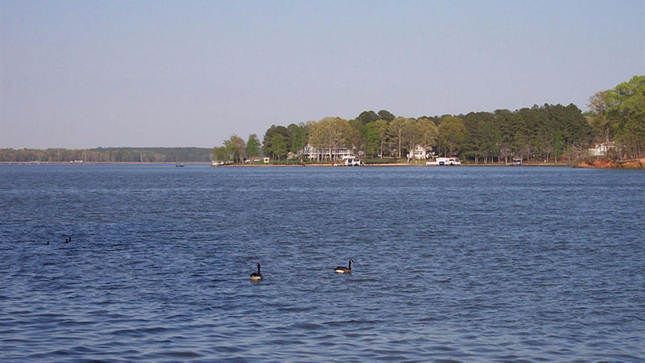 Lake Gaston, 2007