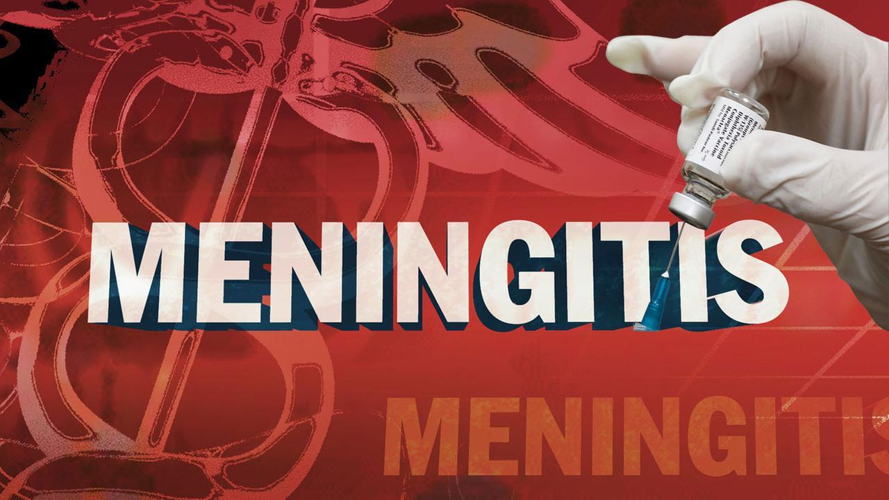 Meningitis graphic