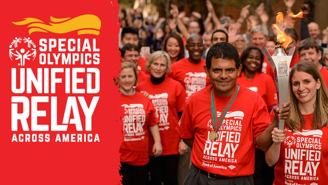 ABC11 to take part in Special Olympics Unified Relay