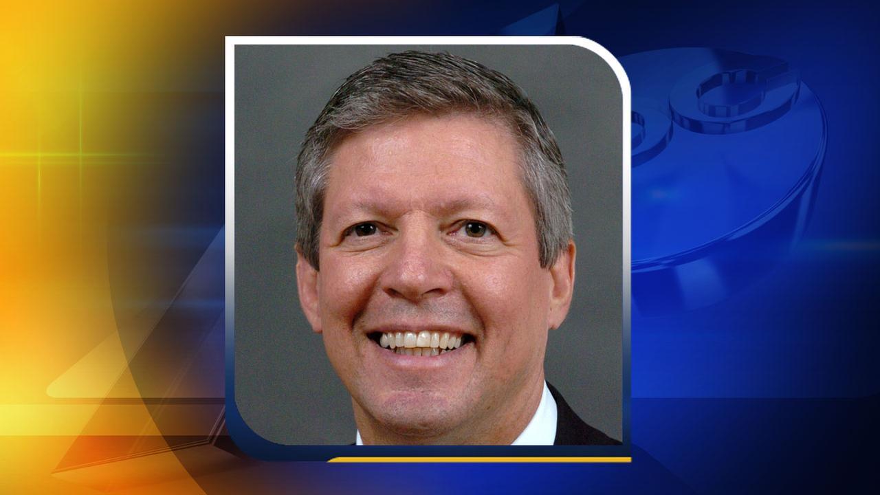 East Carolina Universitys Chancellor Steve Ballard