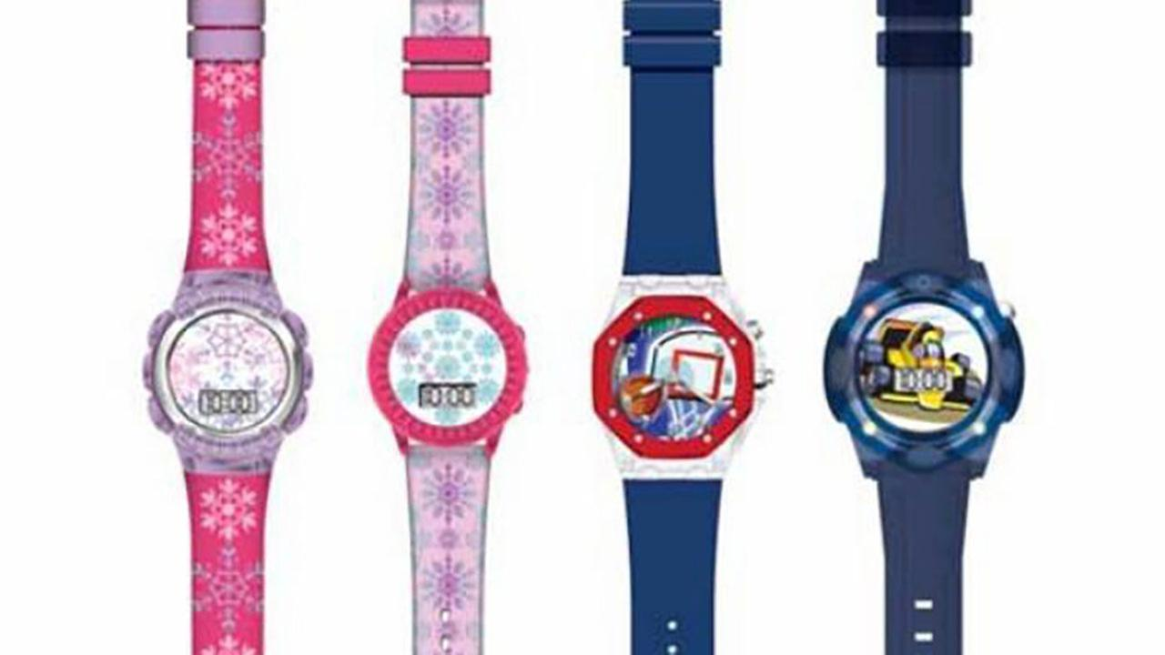 MZB Childrens Light Up watch