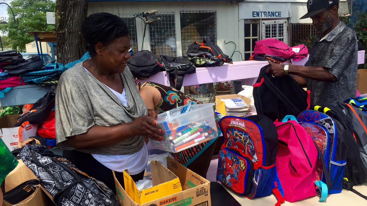 Helping Hands Mission preparing for School Supply Drive