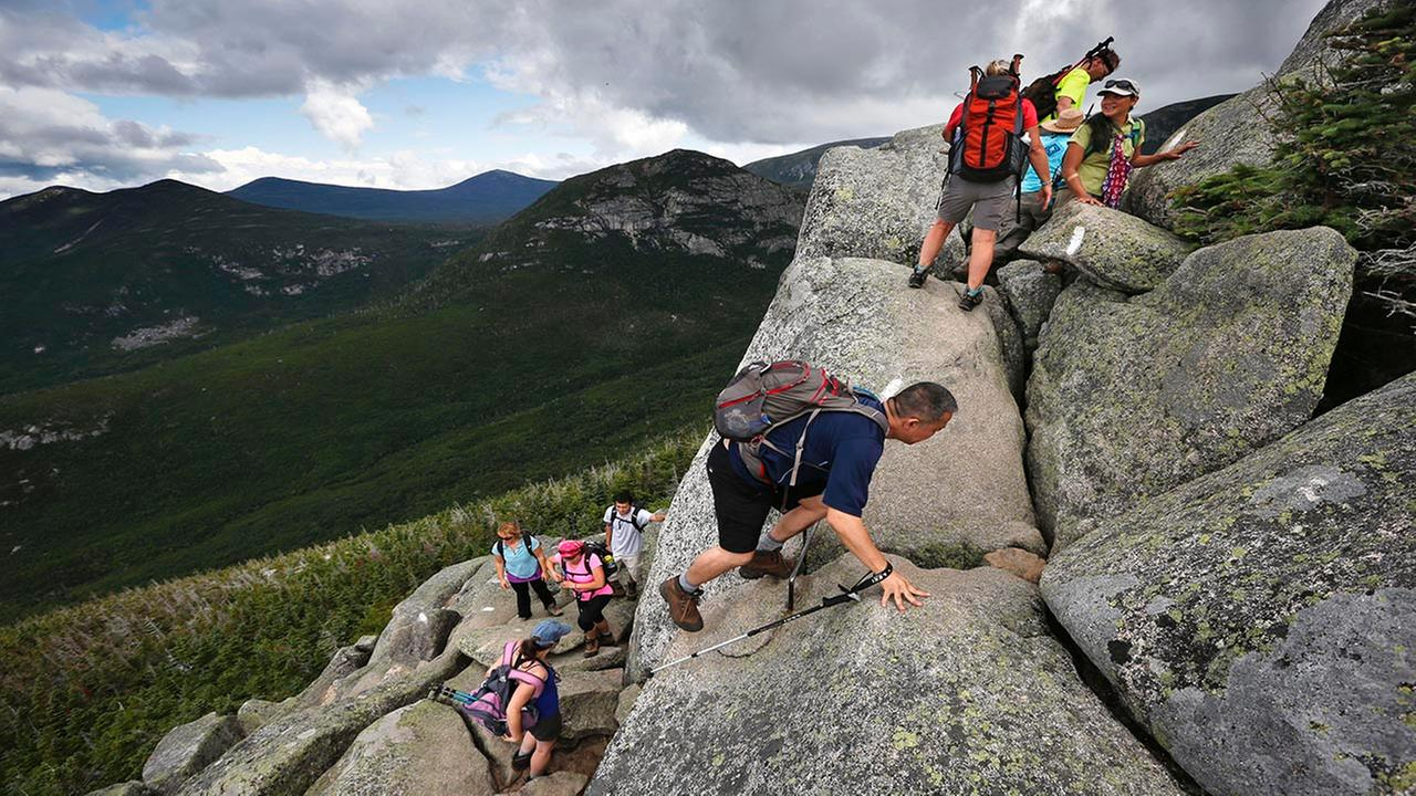 The sharp rise in the number people using the Appalachian Trail is causing headaches for officials, who say theyre dealing with increasing problems along the 2,189-mile footpath.