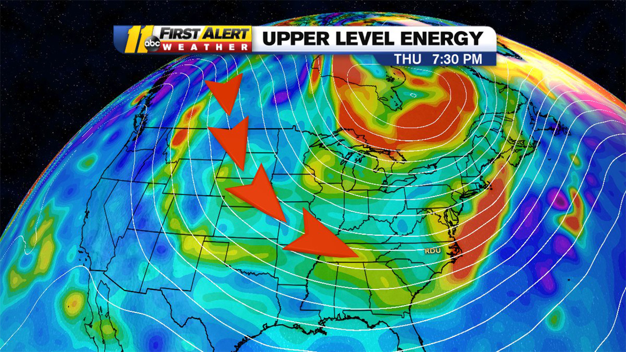 Polar vortex to bring freezing blast of air to Raleigh