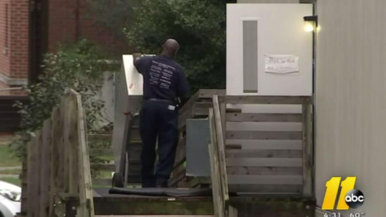 Mold found at Wake County school
