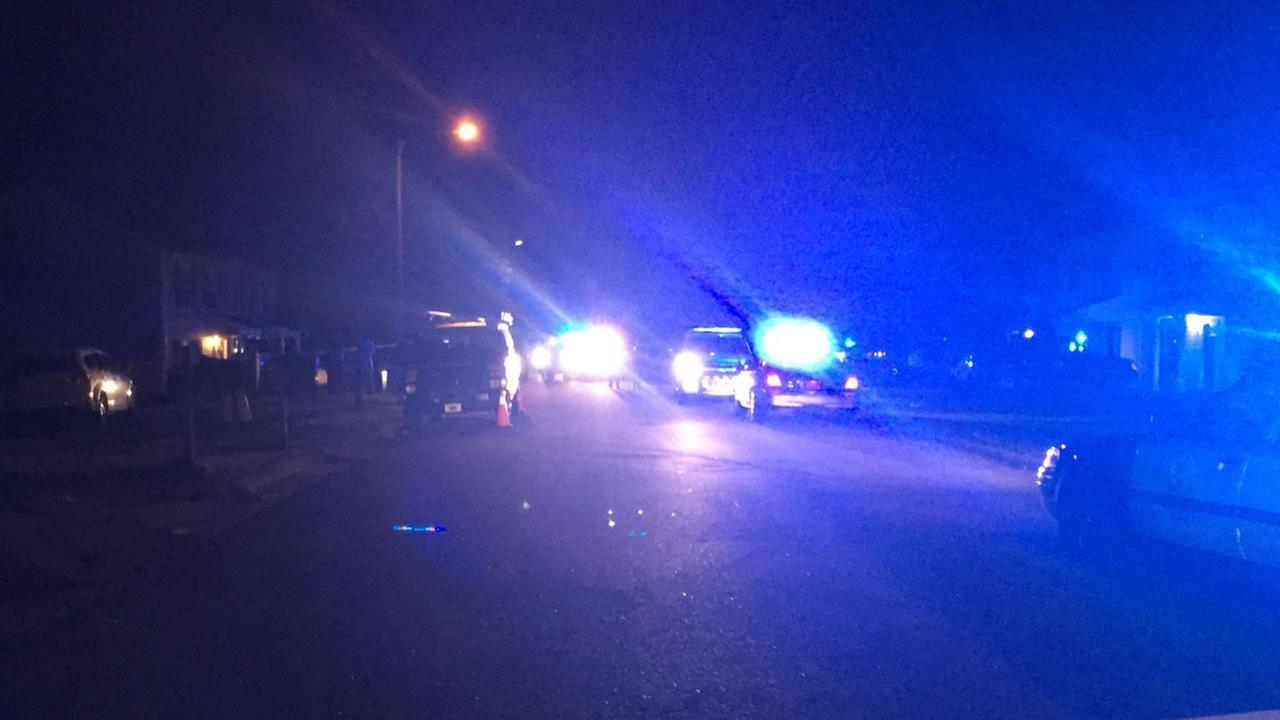 Raleigh police investigate a shooting.