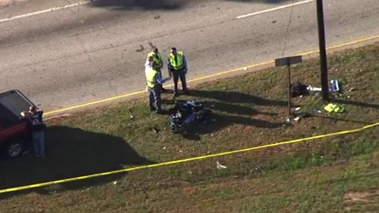 Person on moped killed in Raleigh