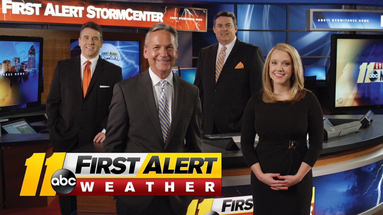 Live blog: Severe weather hits North Carolina