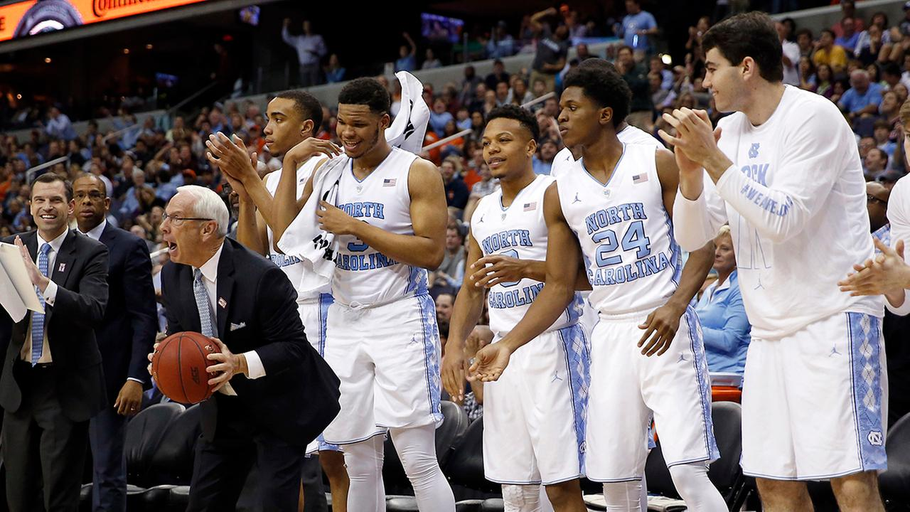 It was this kind of night for Roy and his boys.