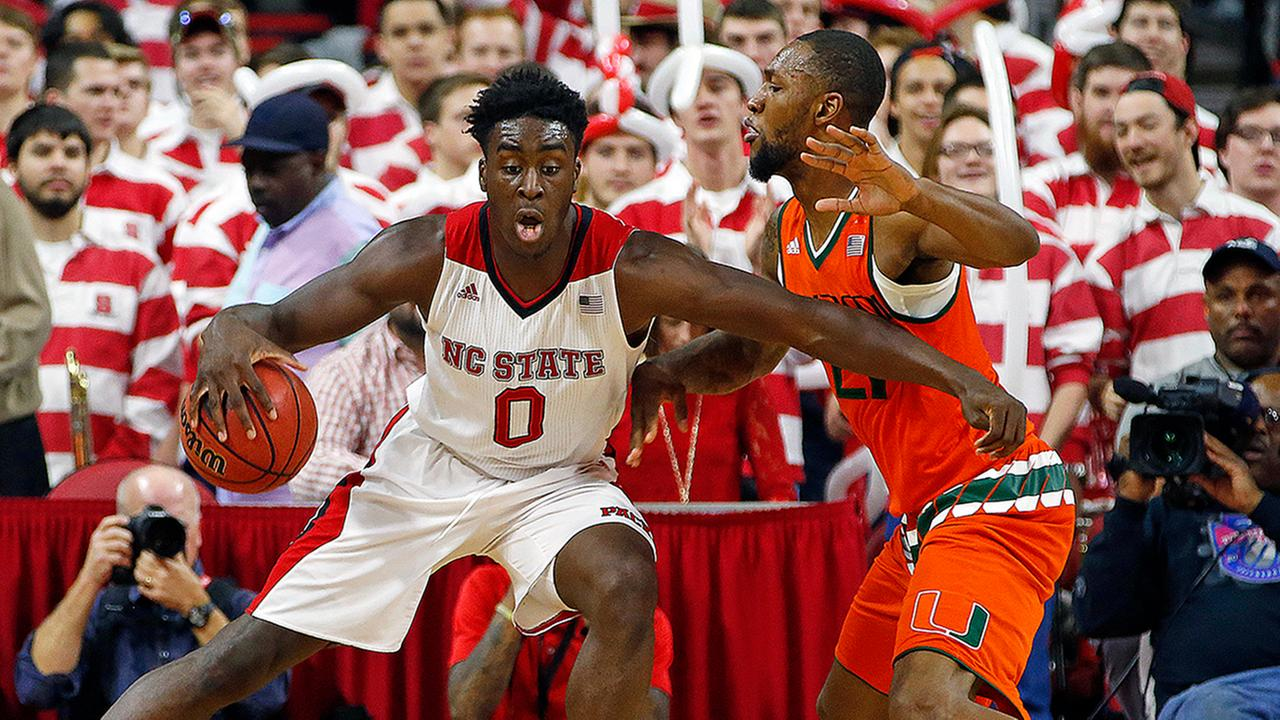 N.C. States Abdul-Malik Abu has left the door open to return to the Wolfpack.