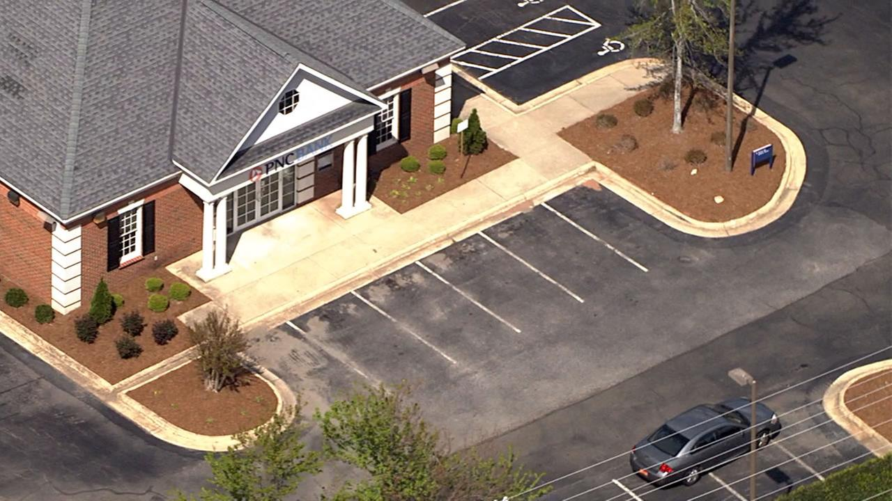 Durham police arrest two in bank robbery
