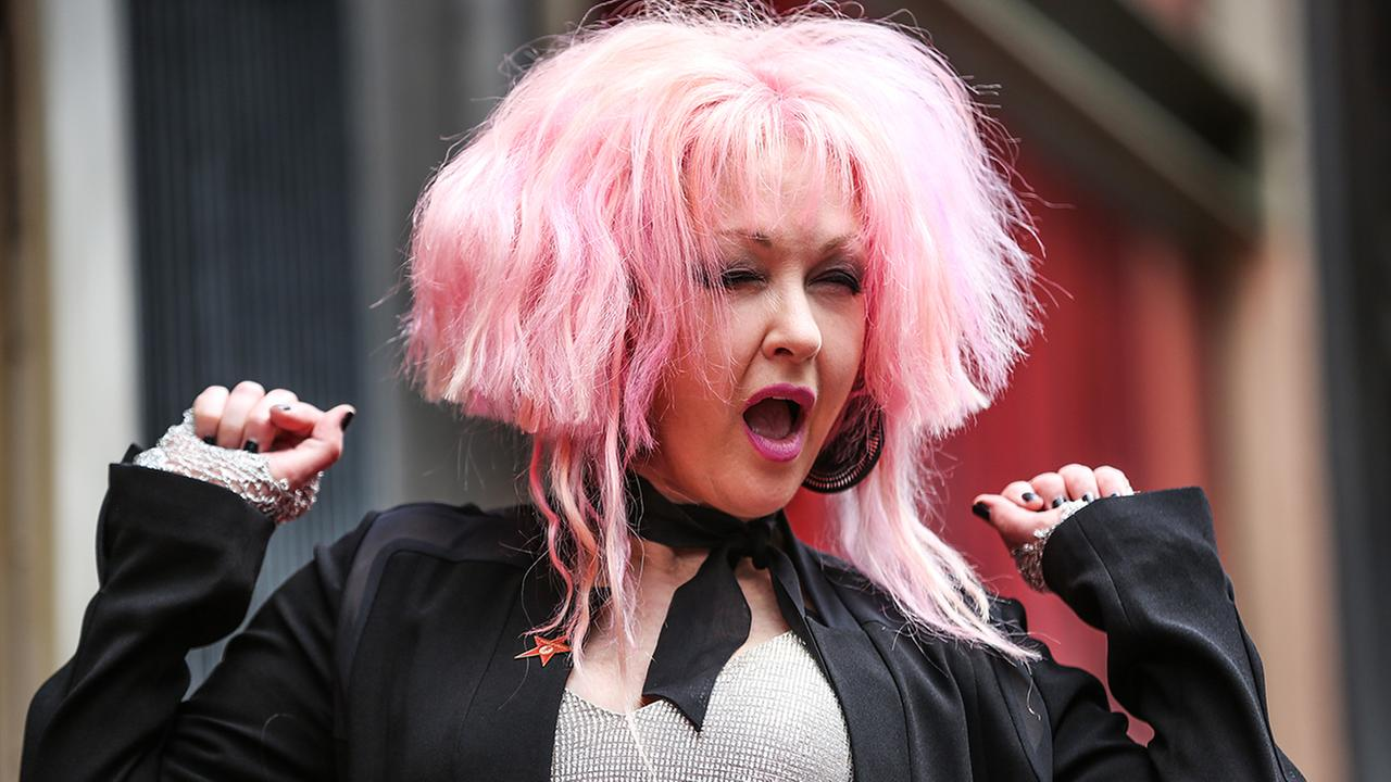 Lauper Hits Creative Note To Fight Hb2 At Raleigh Show Abc11