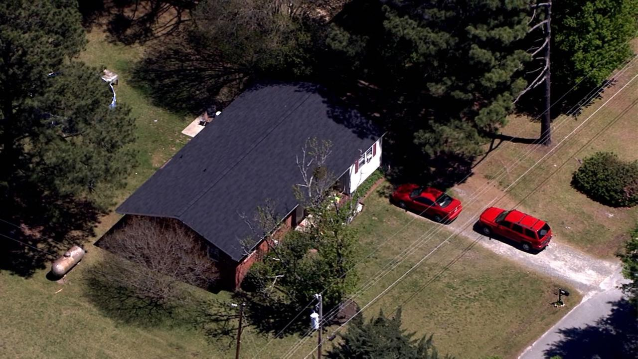 Warrant: Remains of child found in multiple bags under North Carolina house