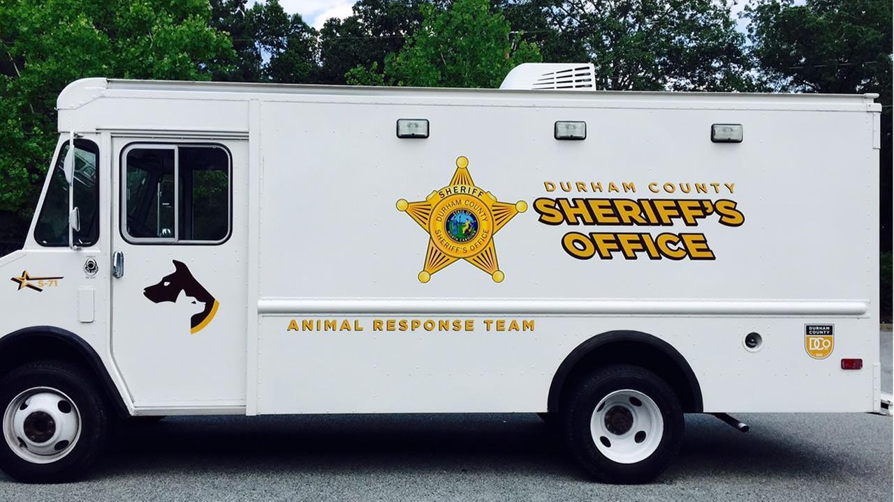 Durham County Animal Response Team