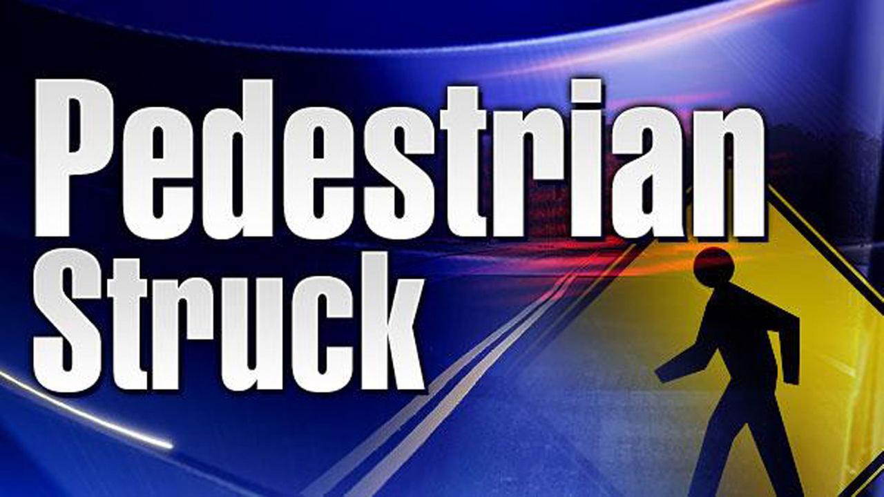 pedestrian struck generic