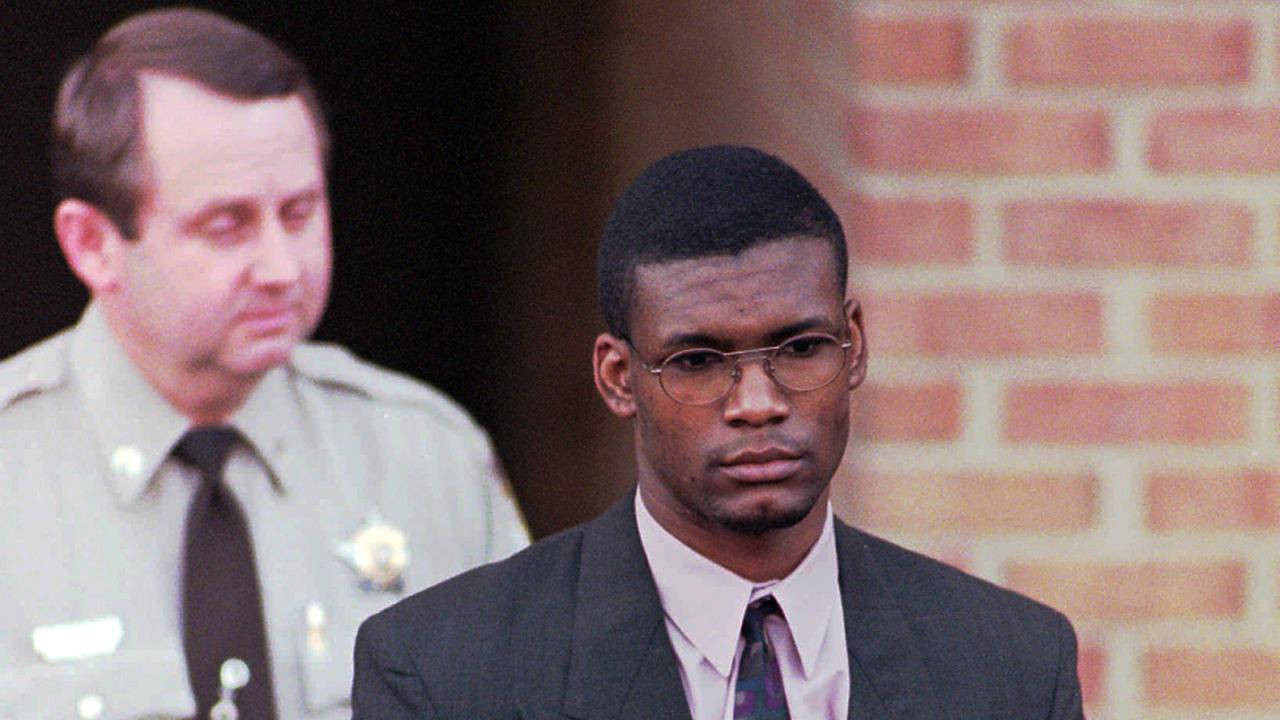 Daniel Green is seen during his murder trial  at the Robeson County Courthouse in Lumberton on Jan. 10, 1996.