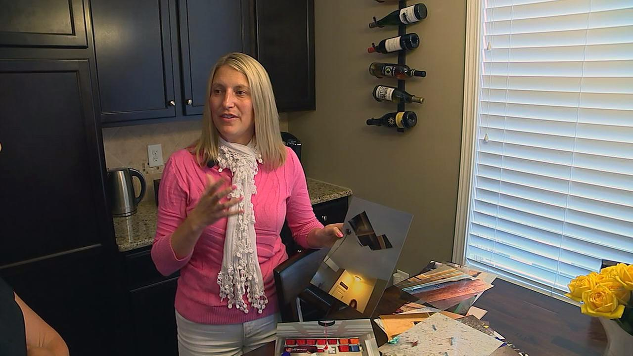 Jennifer Norman tells the troubleshooter of some of the problems with her new townhome.