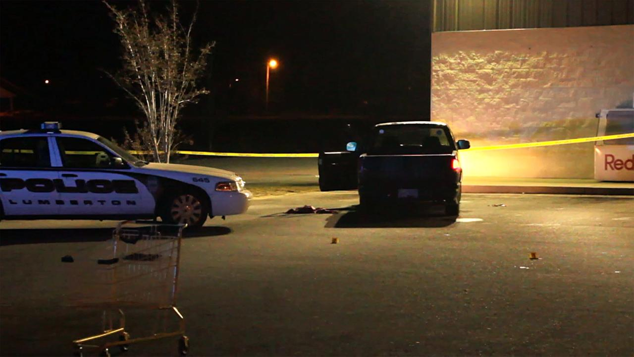 A Lumberton police officer was involved in a shooting Tuesday night.