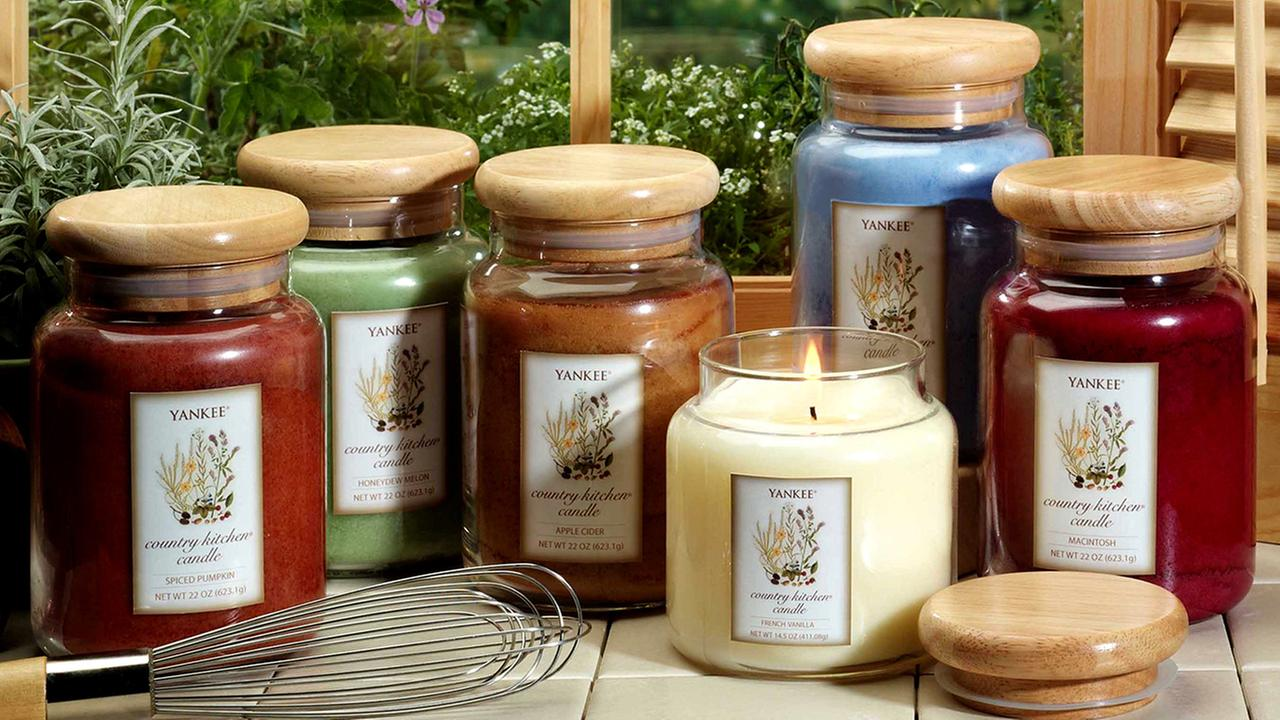 Yankee Candle issues recall for certain products