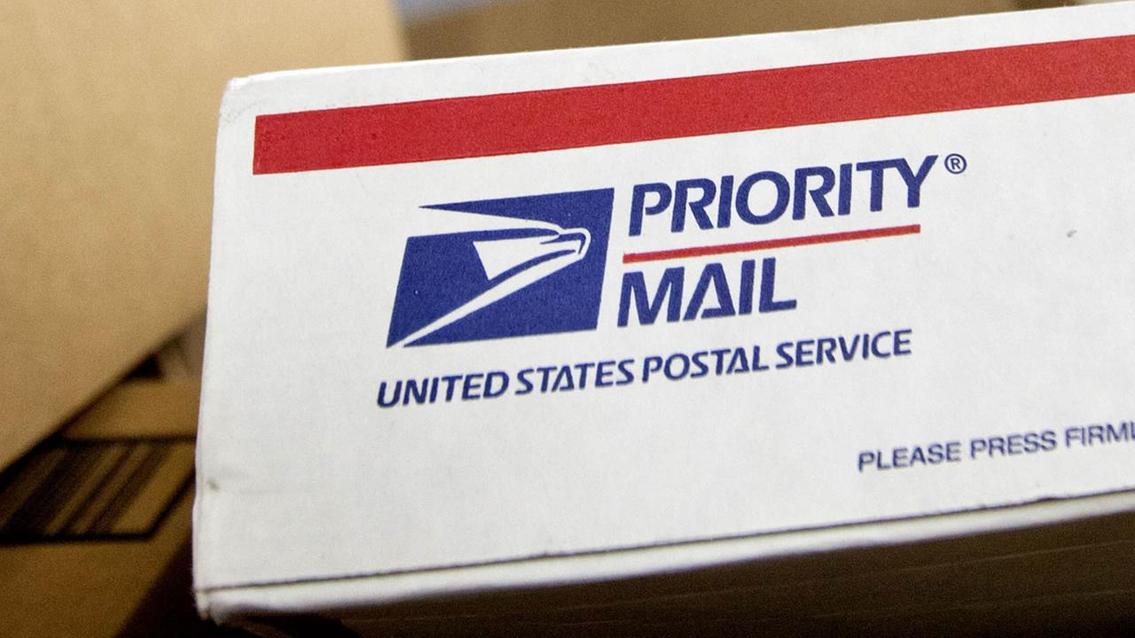 U.S. Mail package