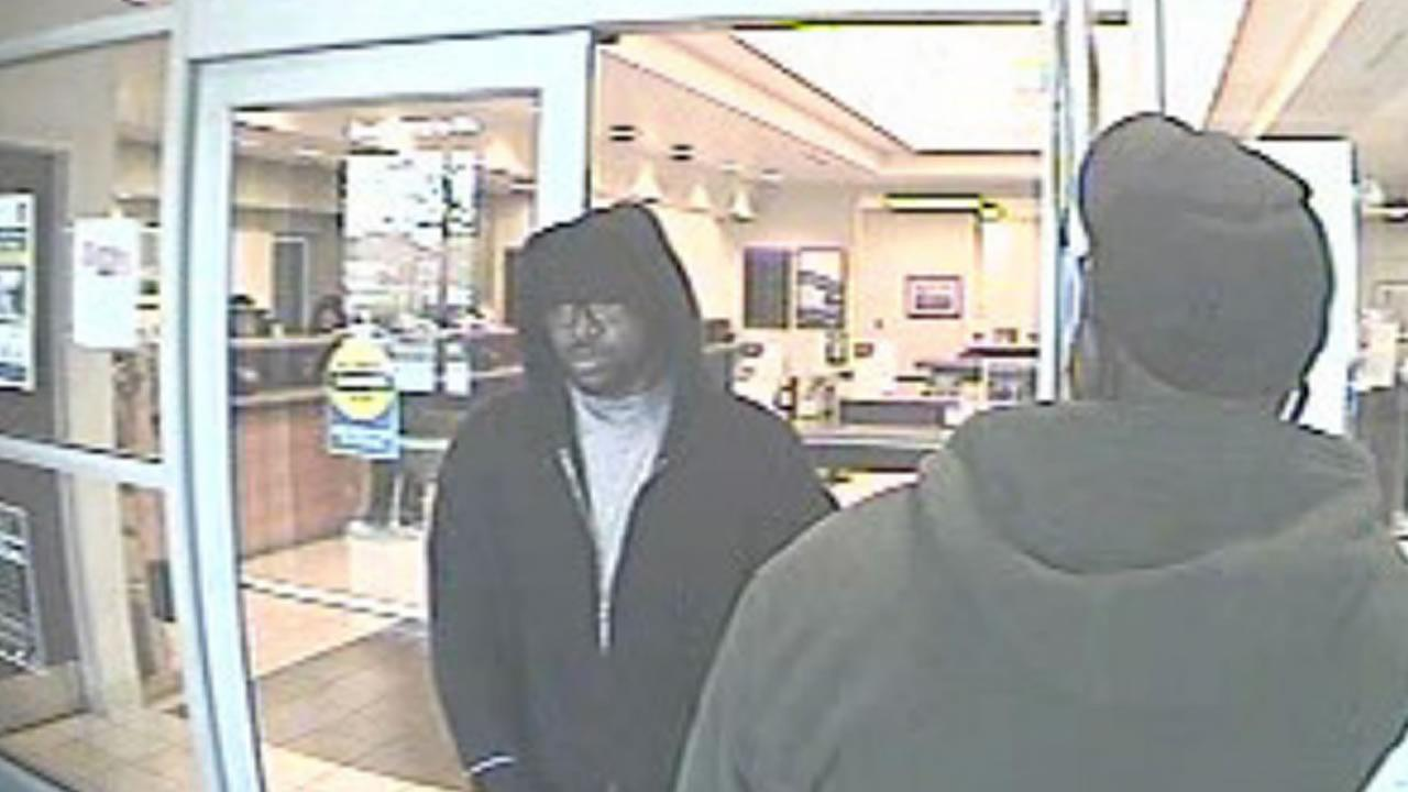 Police are looking for the man in this surveillance photo. (image courtesy Rocky Mount Police Department)
