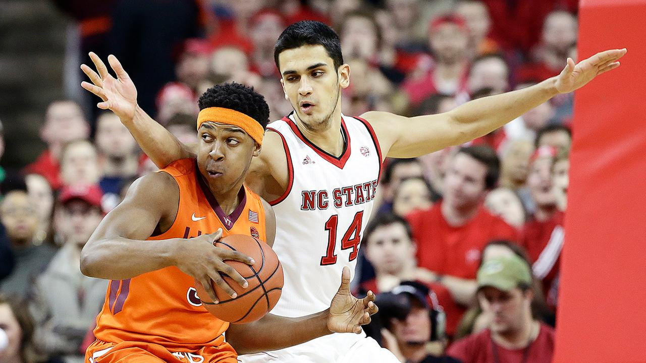 N.C. States Omer Yurtseven will test his NBA Draft stock.