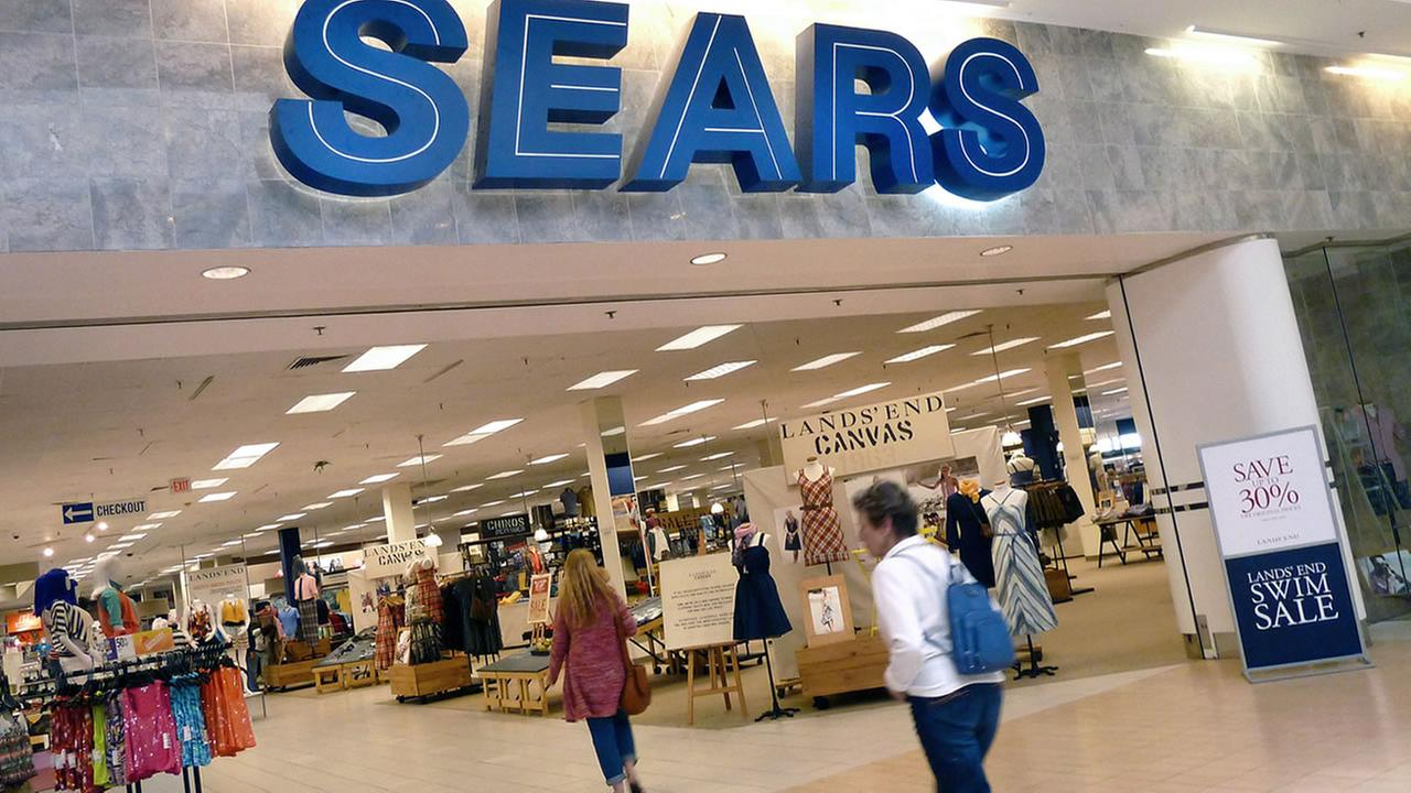 Sears store (AP Photo/Elise Amendola, File)