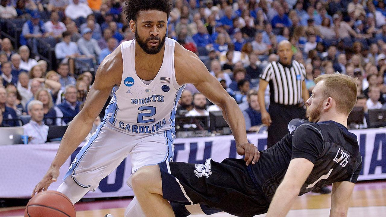 Joel Berry and the Tar Heels flattened Tyler Lewis and Butler. Lewis is a transfer from N.C. State.