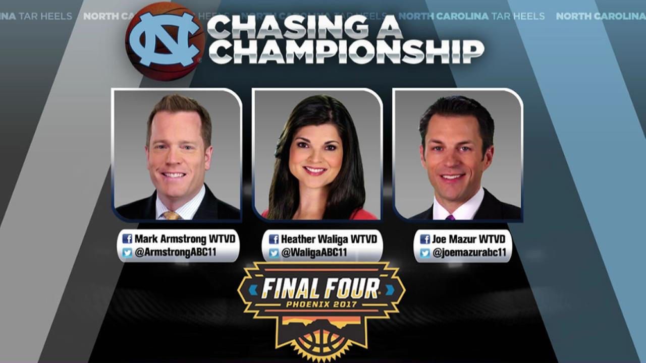 Tar Heels head to Final Four, what non-stop coverage you can expect