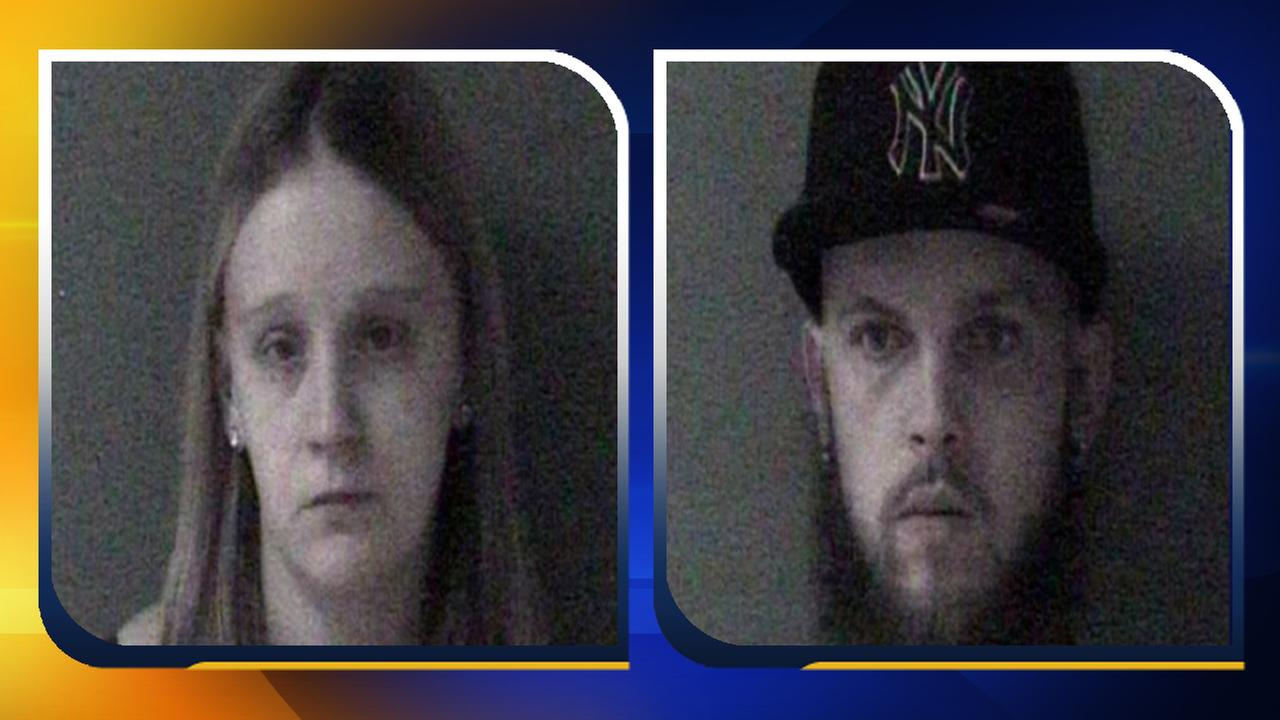 Wilson parents arrested, accused of abusing newborn daughter