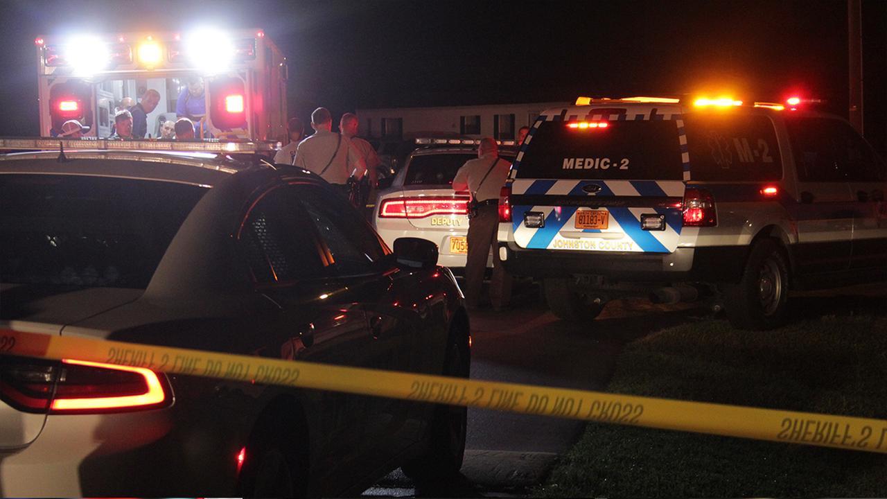 Male injured in Clayton shooting
