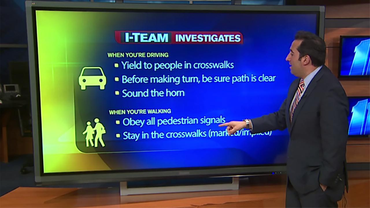 The I-Team explains how protesters could have legally blocked traffic in Durham, even without a permit.