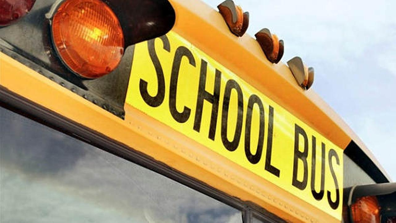 Police: Icy roads a factor in East Moline school bus rollover