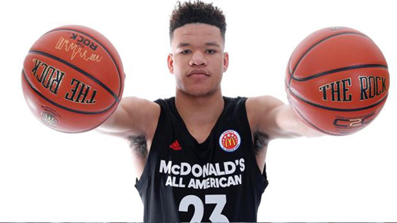 Kevin Knox to announce college pick