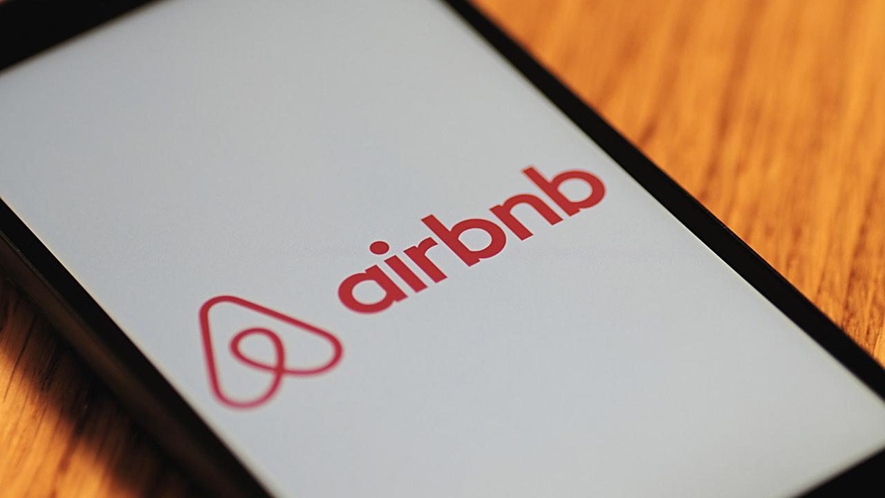 airbnb logo generic shutterstock