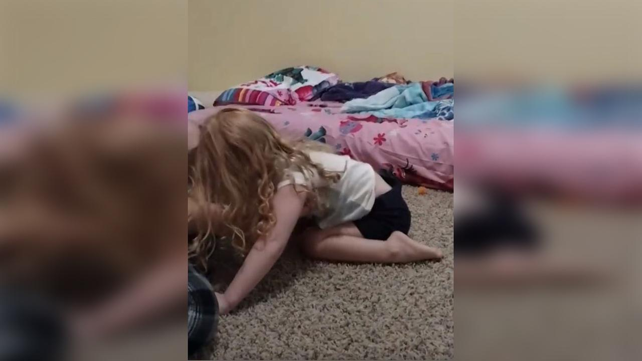 Parents in Oregon had the scare of a lifetime after their young daughter was left temporarily paralyzed by a tick bite.