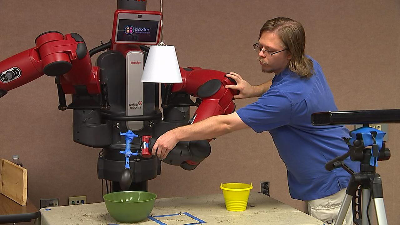 Could a robot put you out of work?