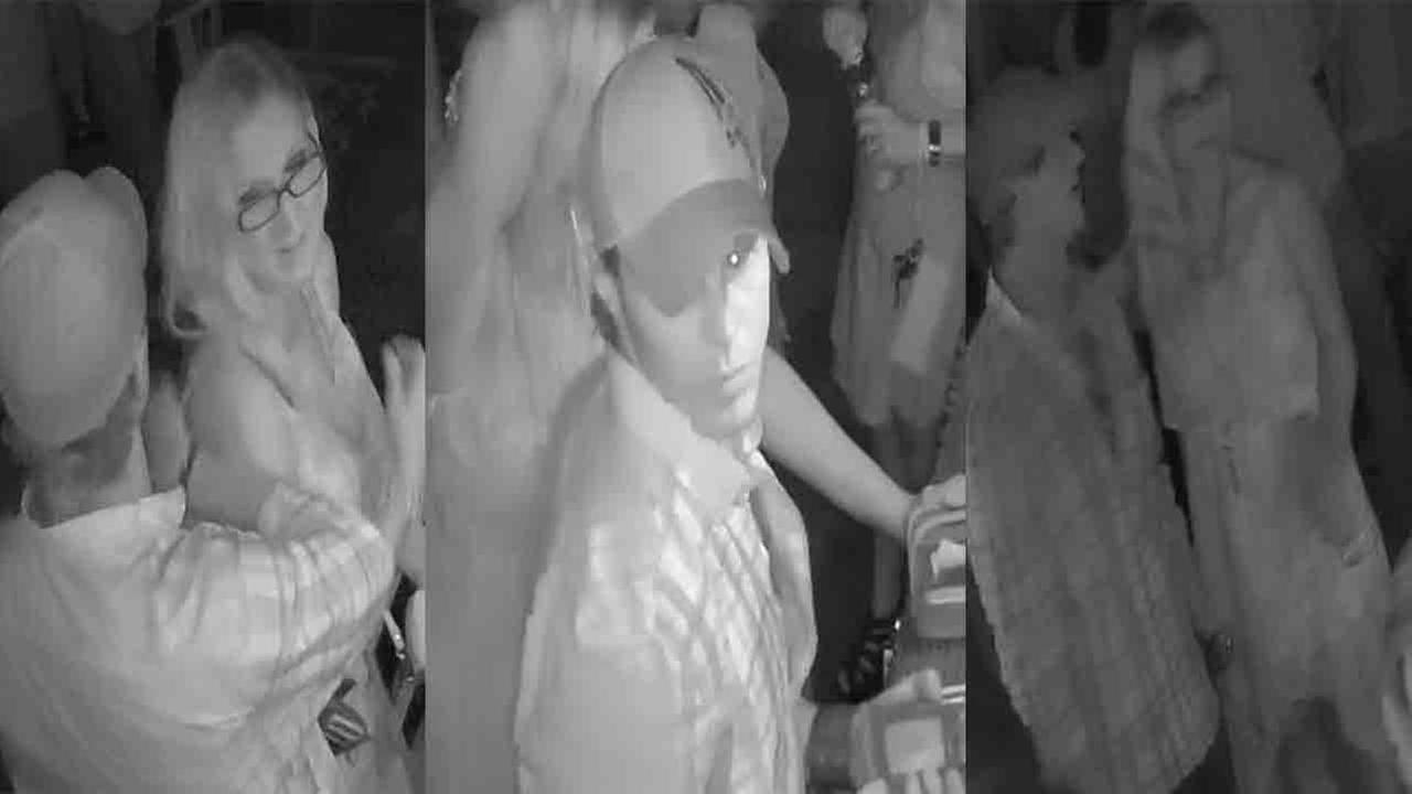 Police believe these two are responsible for spending counterfeit money
