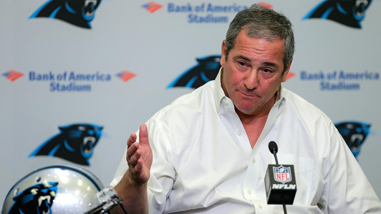 Gettleman leaves Panthers