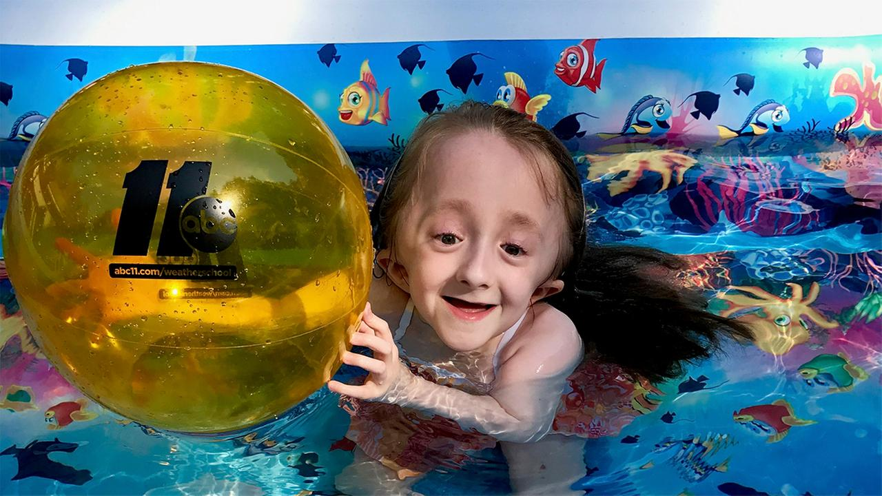 Thanks to your generosity, Abby Norriss family has met its fundraising goal.