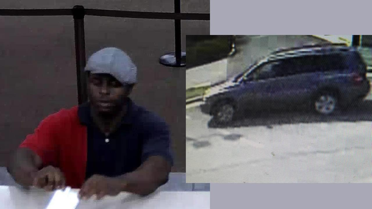 Goldsboro police say this man robbed a bank
