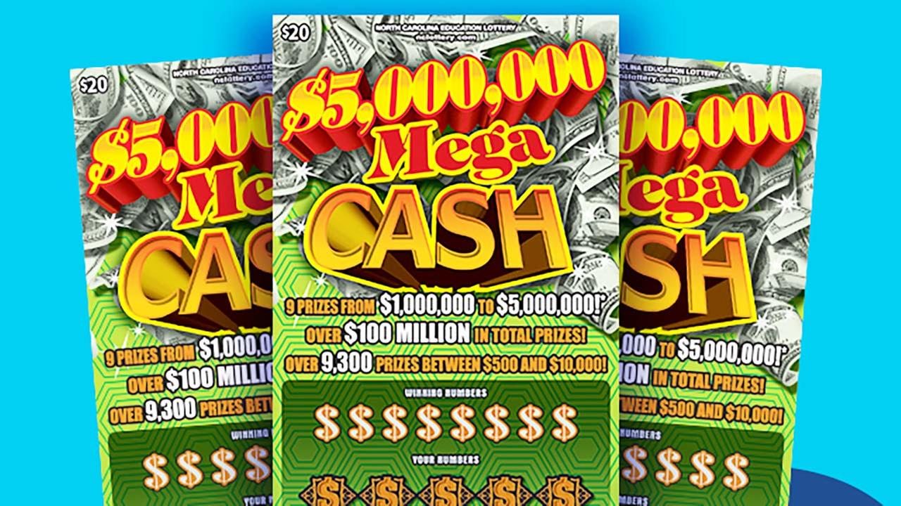 mega cash ticket generic