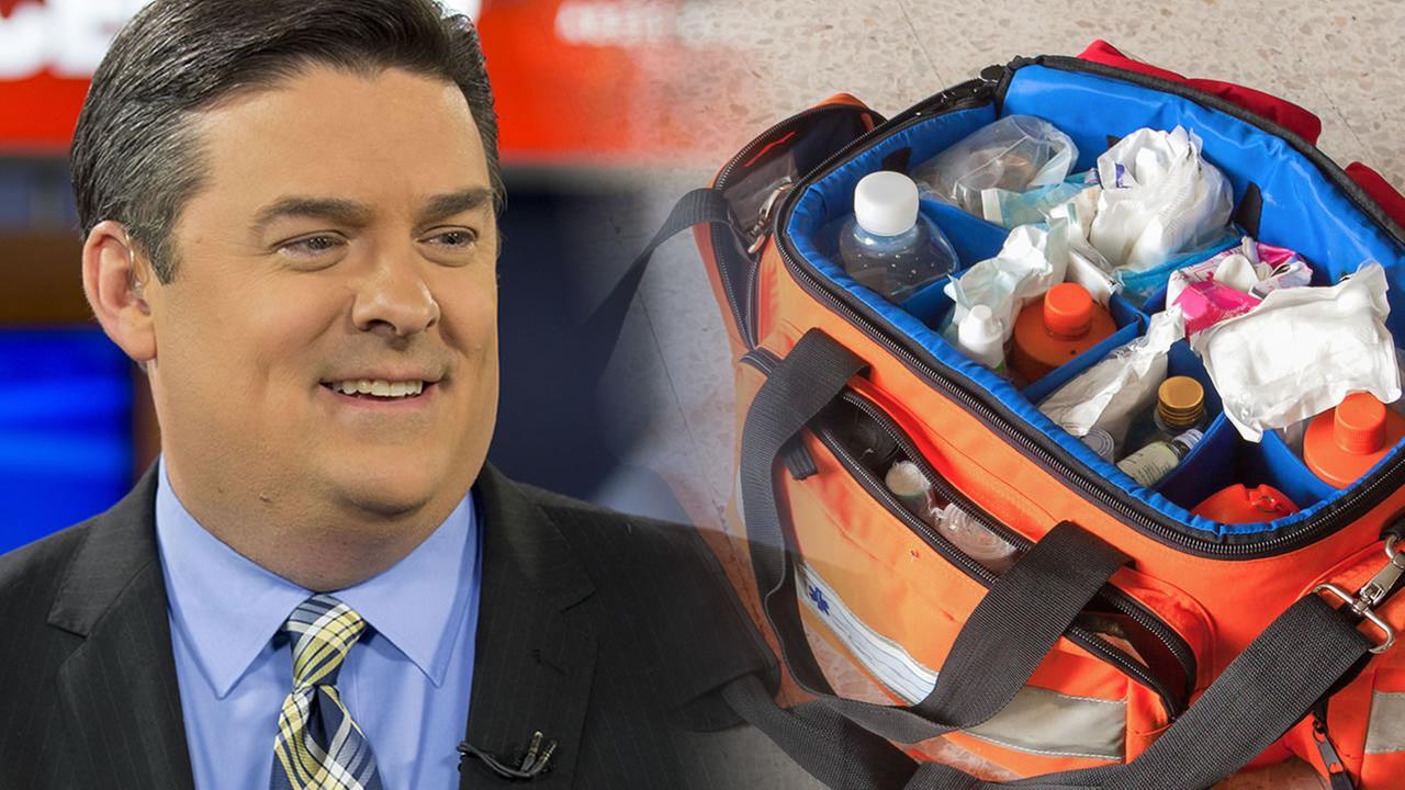 Big Weather's hurricane emergency kit