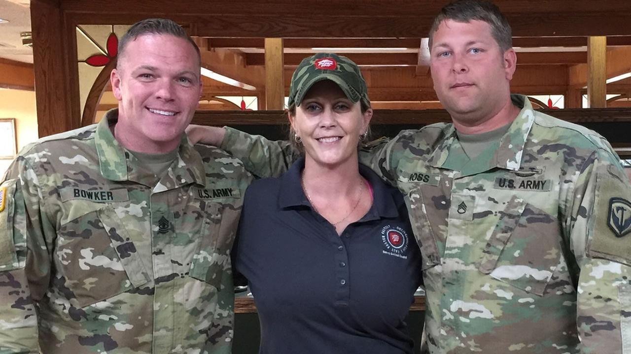 Hope Mills Pizza Hut feeds hungry National Guardsmen for free