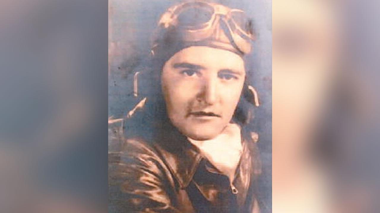Captain Fulton P. Lanier (image courtesy family)